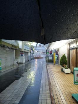 ゲリラ台風?
